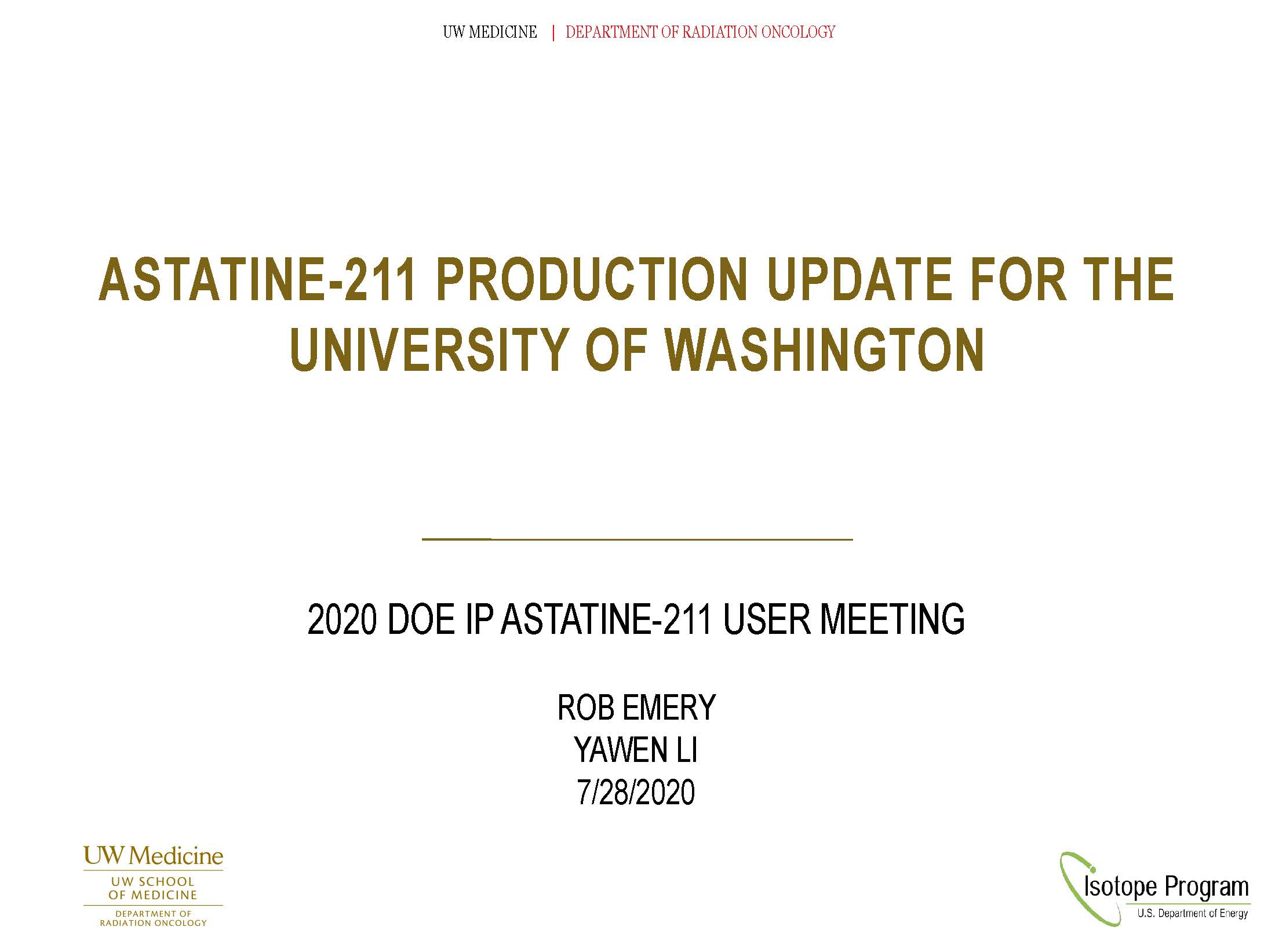 At-211 Users Meeting_Emery and Li