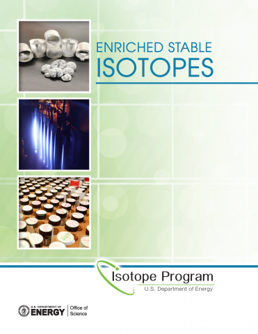 Enriched Stable Isotopes Brochure